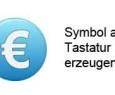 Euro-Zeichen auf der Tastatur finden (Shortcut hier)