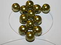 Perlen aufreihen