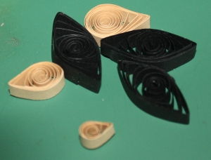 Quilling-Formen