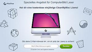 CleanMyMac: Mac kostenlos säubern
