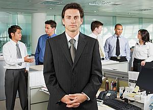 Business-Leute
