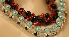 ✅ Anleitung für Perlenarmbänder