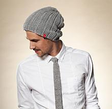 Strickmütze und -krawatte von MyOma