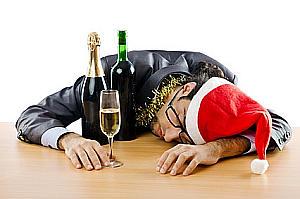 Weihnachtsfeier im Büro