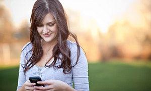 SMS am Valentinstag