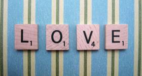 Liebesbeweis für den Partner