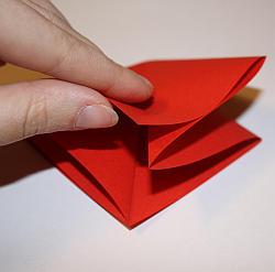 Marienkäfer aus Papier