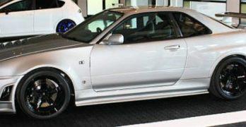 Nissan Skyline GT-R R34 von JAPO Motorsport