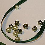 Perlenarmband basteln