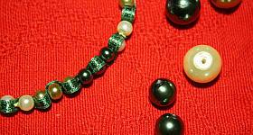 Basteln anleitungen auf mittags - Perlenarmband basteln ...