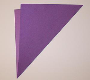 papier tulpe falten