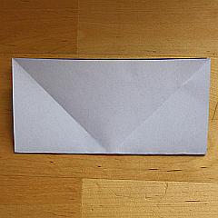 Origami-Schmetterlinge
