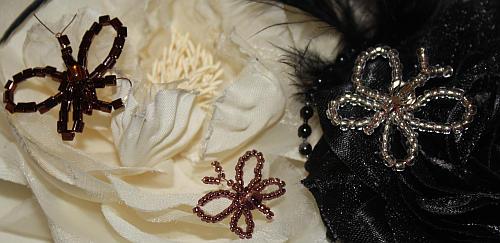 Perlen-Schmetterlinge