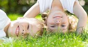 Bewegungsförderung bei Kindern