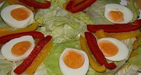 Rezept für eine Salattorte