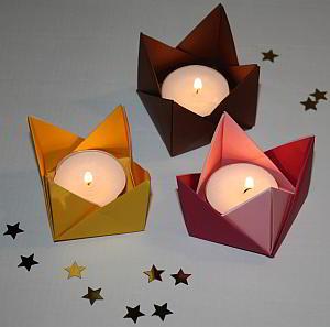 origami-teelicht-halter-anleitung