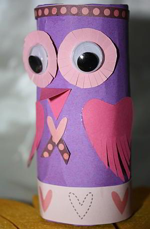 stiftehalter-eule-basteln-pink-3