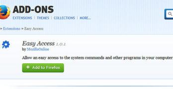 Firefox: Programme aus dem Browser heraus starten
