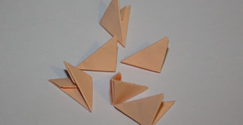 3D-Origami Anleitung