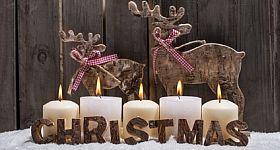 Weihnachtsgrüße für Karten ❄❄❄