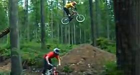 Cooles MTB Video