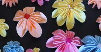 origami-blume-bastel-anleitung