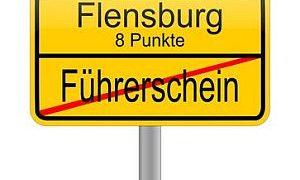 Flensburg Punkte abbauen