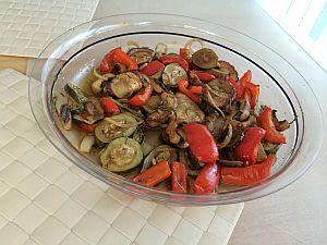 aubergines-antipasti