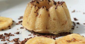 ☆☆☆ Veganer Bananenkuchen – Rezept ☆☆☆