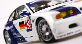 BMW M3 GTR Jarama 2001 ELMS Nr. 43