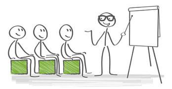 Präsentationstechniken – Wie präsentiere ich richtig?