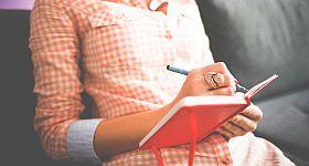 Tagebuch schreiben – so machen Sie das richtig