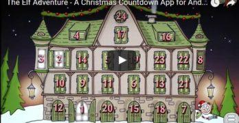 Weihnachts-Apps für Android