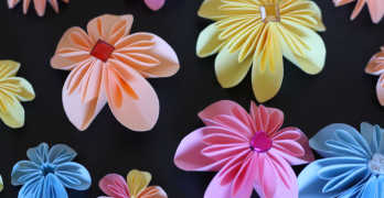 origami-blume-basteln